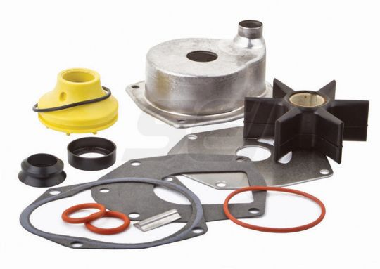 SEI MARINE PRODUCTS OMC Stringer Water Pump Kit With Housing OMC Stringer Sterndrives